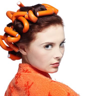 Бигуди-папильотки на короткие волосы как пользоваться