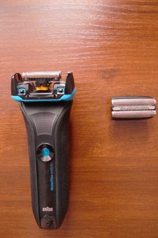 Электробритва WaterFlex WF2s от Braun фото 5