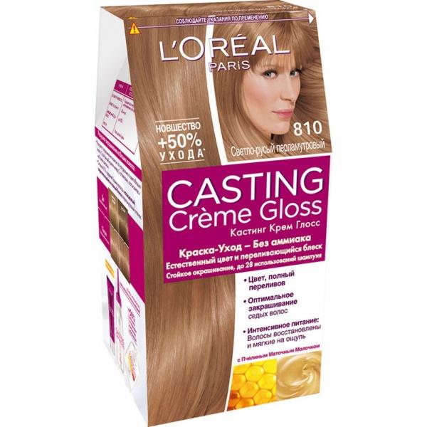Краска для волос L Oreal CASTING Creme Gloss. Краска без аммиака ... b189f68c78d9f