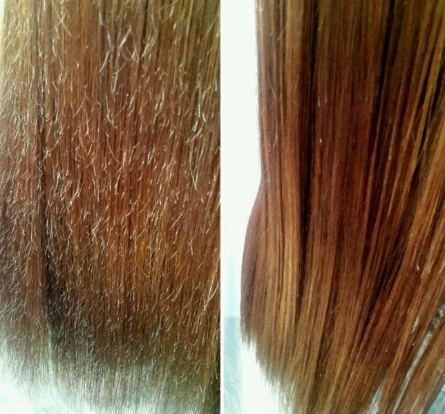 Полировка волос картинки