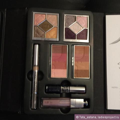 Набор косметики PRO-STYLIST от Dior фото 13