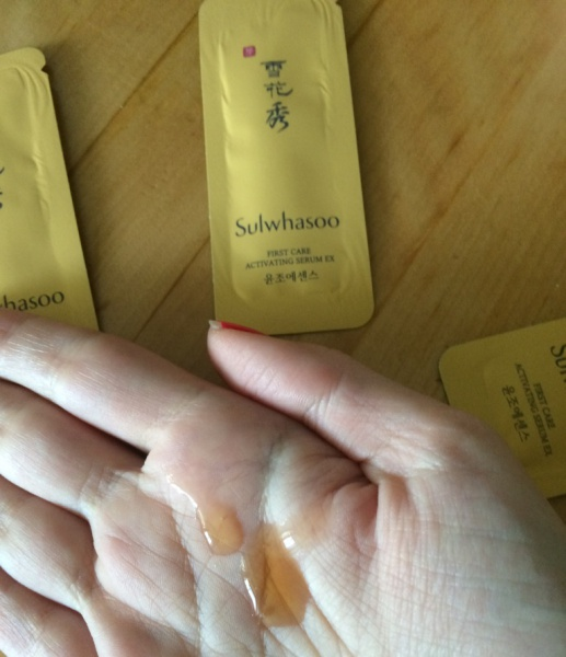 Сыворотка для лица First Care Activating Serum EX от Sulwhasoo фото 1