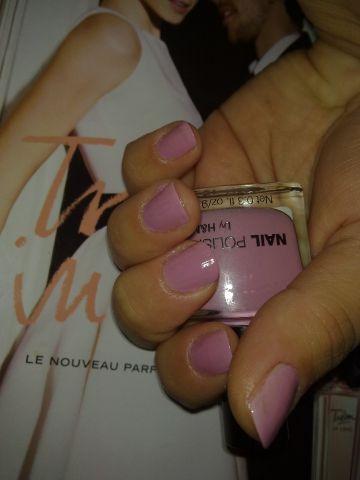 Лак для ногтей от H&M nail polish: Get a Rose 4 Me фото 2