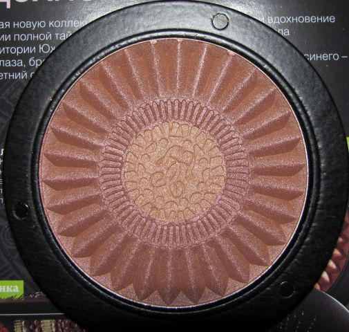 Пудра Terra Inca Sublime Radiant Powder от Guerlain фото 4