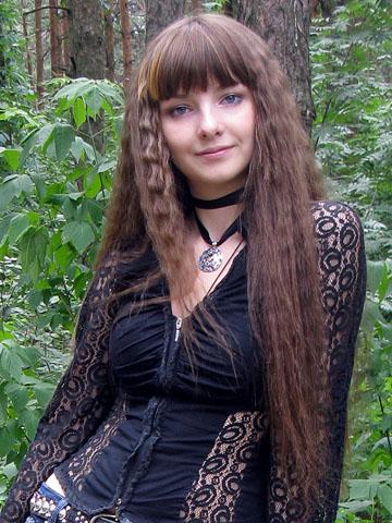 Волосы эффект как после косичек