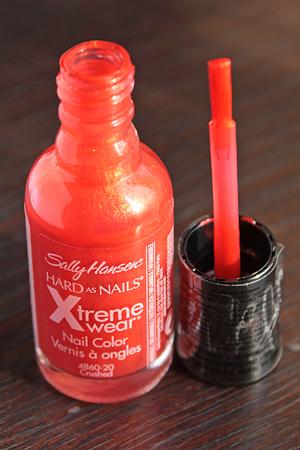 Лак для ногтей Xtreme Wear ( оттенки № 10 и № 20) от Sally Hansen фото 2