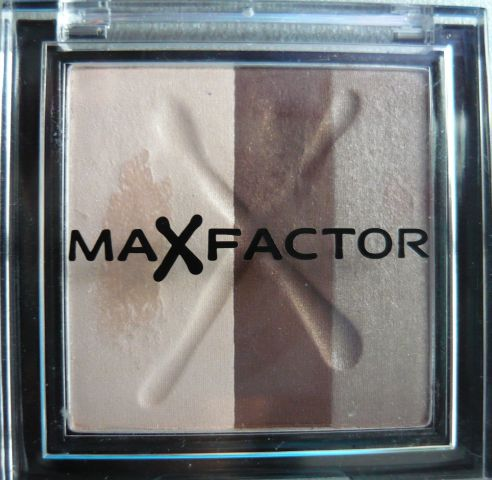 Тени для век Max Effect Trio Eye Shadows от Max Factor фото 1