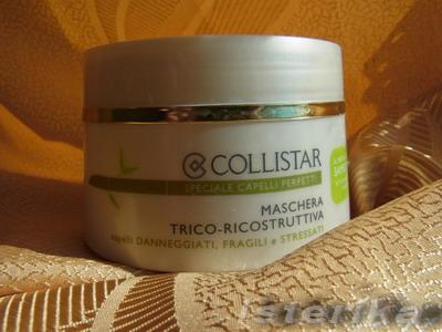 Collistar маска для волос применение