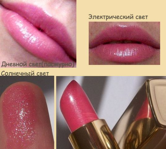 Помада-блеск Pure Color Cristal № 3C1 (Hibiscus) от Estee Lauder фото 3