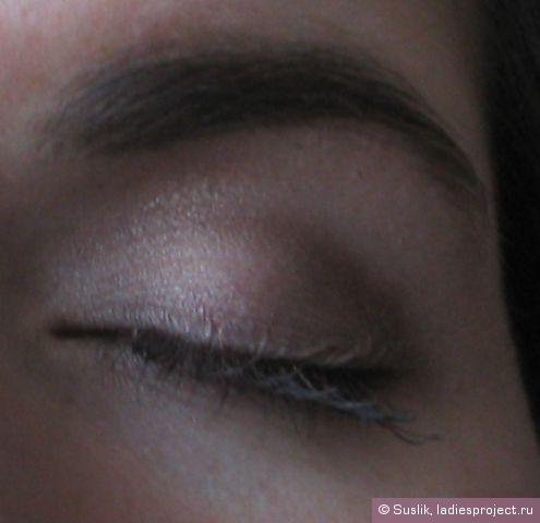 Мой праздничный макияж в soft beige & peach tones фото 15