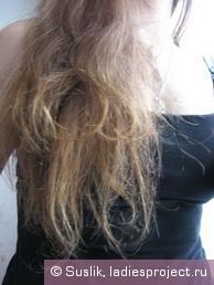 Как сделать так чтобы волосы выгорели