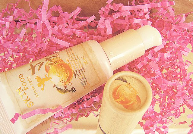 BB крем «Peach Sake Pore BB Cream» от Skinfood фото 3