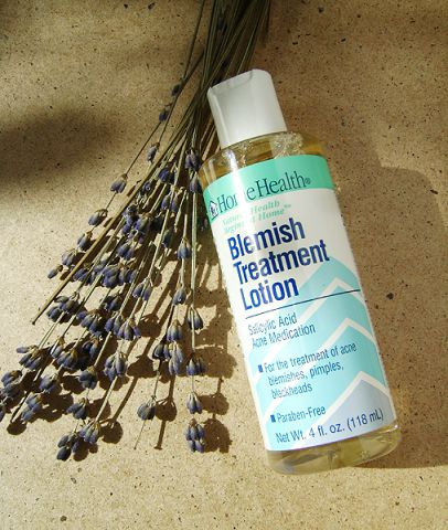 Лосьон для лица «Blemish Treatment Lotion» от Home Health фото 3