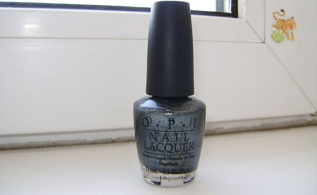 "Лак для ногтей ""Luсеrne-Tainly Look Marvelous"" от OPI фото 1"