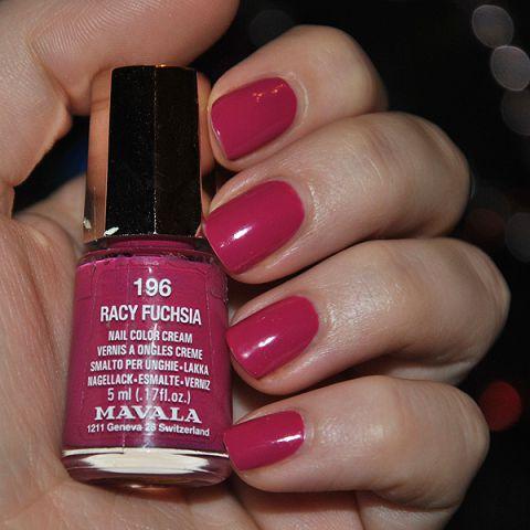 Mavala лак для ногтей