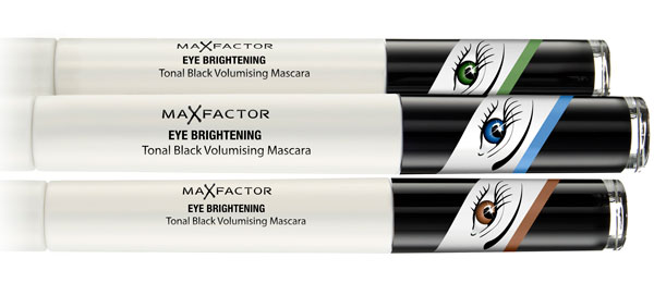 Новинка от Max Factor: Тушь для ресниц Eye Brightening Tonal Black Volumising Mascara фото 3