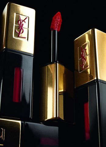 Новинка от YSL: Лак для губ Rouge Pur Couture Vernis a Levres Glossy Stain фото 7