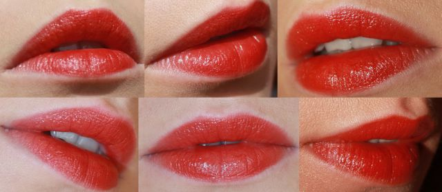 Помада High Impact Lip Colour SPF 15 (№15 orange burst) от Clinique фото 6