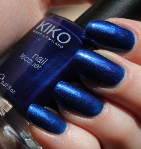 Лак для ногтей (оттенок № 266) от Kiko фото 1