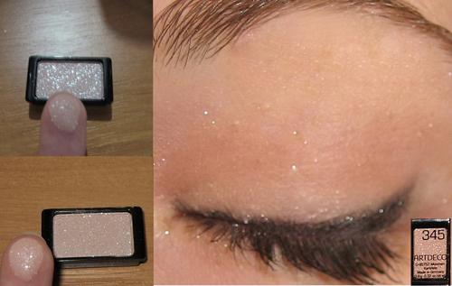 Тени для век Glam Stars Eyeshadow #345 от Artdeco фото 1