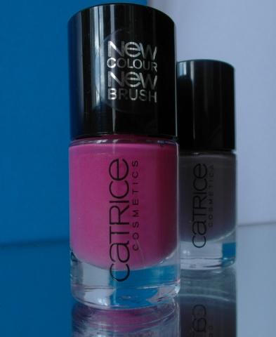 Лак для ногтей Ultimate (оттенок № 850 Aretha's R-E-S-P-I-N-K, № 770 Put Lavender On Agenda) от Catrice фото 4