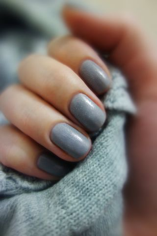 Лак для ногтей Color&Go (оттенок № 142 Grey-t to be here) от Essence фото 4