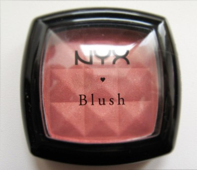 Румяна (оттенок Pinched) от NYX фото 2