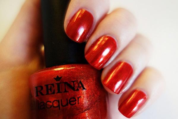 Лак для ногтей (оттенок C19) от La Reina фото 3