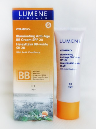 BB-крем Vitamin C+ от Lumene фото 1