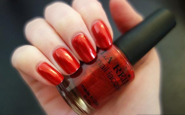 Лак для ногтей (оттенок C19) от La Reina фото 2