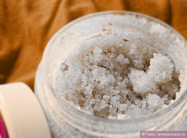 """Расслабляющий сахарный скраб для тела """"Ванильные сны"""" от Meela Meelo фото 2"""