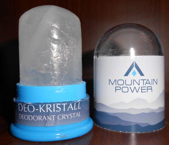 Дезодорант кристалл фото