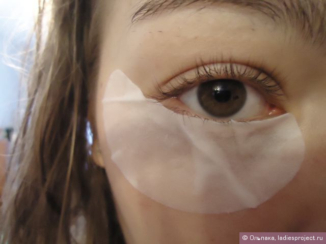 Хорошая маска для век отзывы