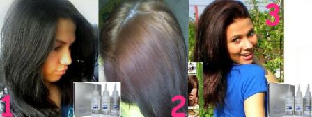 Смывка краски с волос отзывы эстель