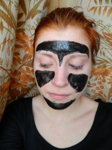 маски из черного угля для лица