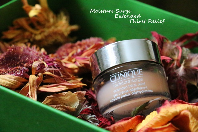Гель для лица Moisture Surge Extended Thirst Relief от Clinique фото 1