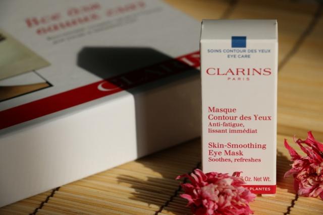 Крем-маска для кожи вокруг глаз Masque Contour des Yeux от Clarins фото 2