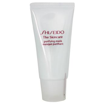 shiseido purifying mask how to use