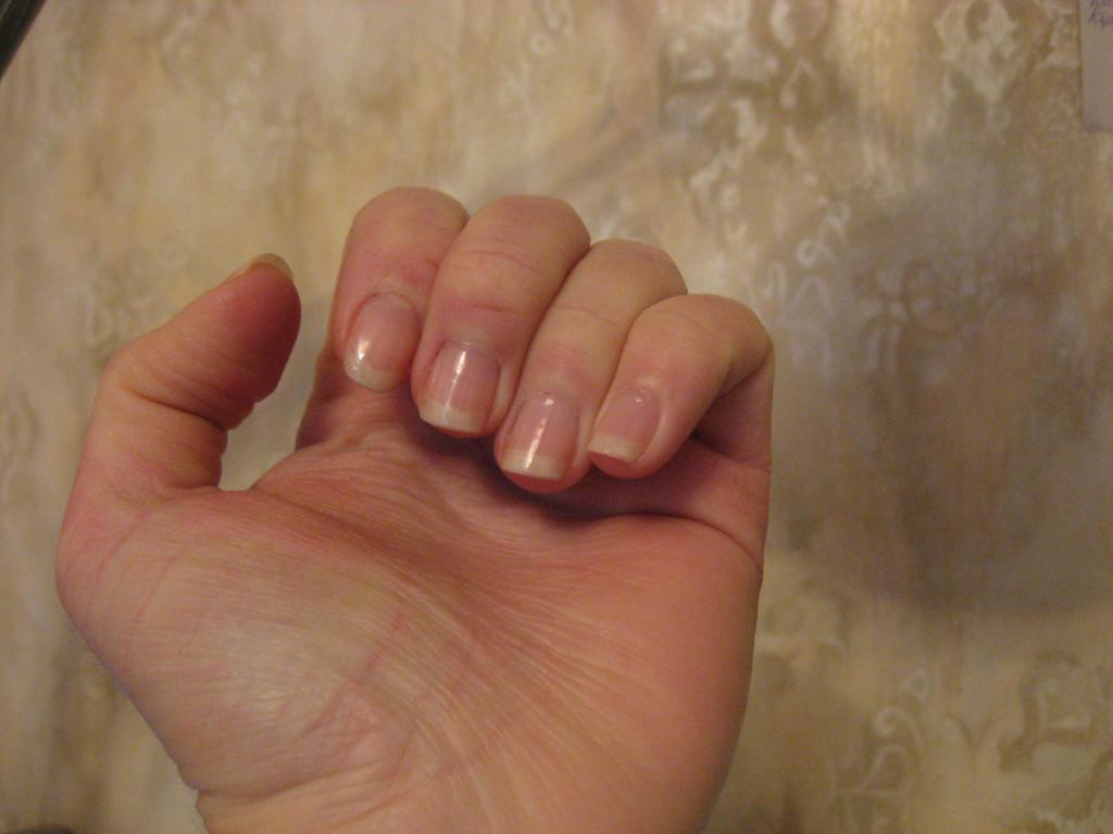 Брусок для полировки ногтей