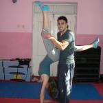 Мои танцы и прочая ерундень)