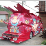 Японский автомобильный тюнинг (часть 2)