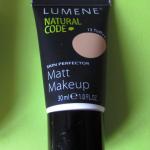 Матирующий тональный крем Lumene Natural Code Skin Perfector 13