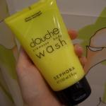 """Крем-гель для душа """"Лимонная меренга"""" от Sephora"""