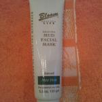 Маска для лица Dead sea facial mud mask (aloe vera) от Bloom