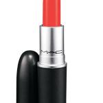 Губная помада Amplified Creme Lipstick (оттенок Neon Orange) от MAC