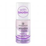 Ухаживающий лак для ногтей Studio nails Caring ridge filler от Essence
