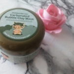 Маска для лица Carbonated Bubble Clay Mask от Bioaqua