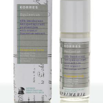 """Дезодорант-антиперспирант с экстрактом хвоща """"Интенсивная защита 48 часов для чувствительной кожи"""" от Korres"""