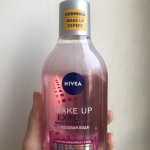 Мицеллярная вода+розовая вода Make Up Expert от Nivea