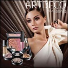 Зимняя коллекция макияжа Artdeco Glam Deluxe